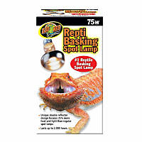 Zoo Med Repti Basking Spot Lamps, 75 Watts