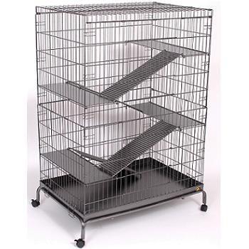 Prevue Pet Jumbo Steel Ferret Cage