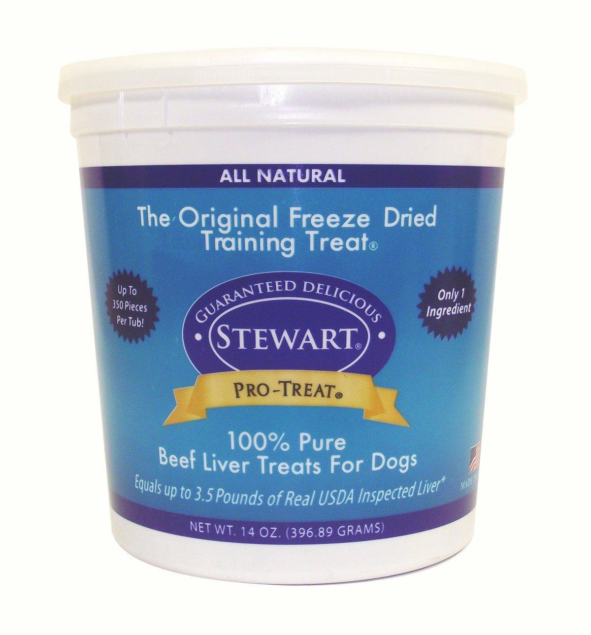 Gimborn Pro-Treat Freeze Dried Beef Liver Treats