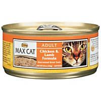 Nutro MAX CAT Chicken & Lamb Formula Gourmet Classics Adult Canned Cat Food