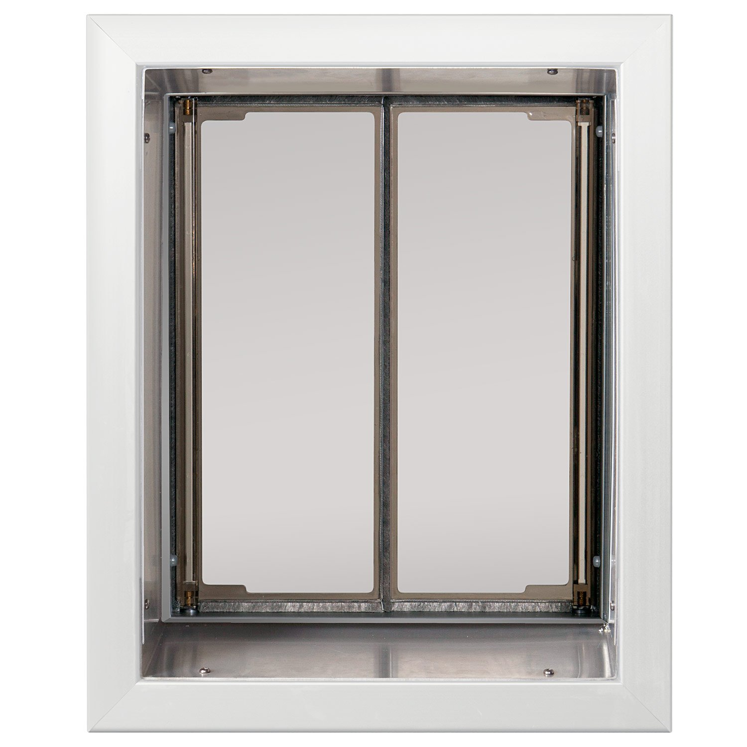 Plexidor X Large Wall Mount Pet Door In White Petco Store