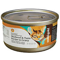 Solid Gold Grain Free Mackerel & Tuna in Gravy Canned Cat Food