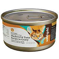 Solid Gold Grain Free Mackerel & Tuna in Gravy Canned Cat Food
