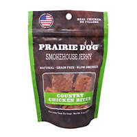 Prairie Dog Jerky Bites Dog Treats