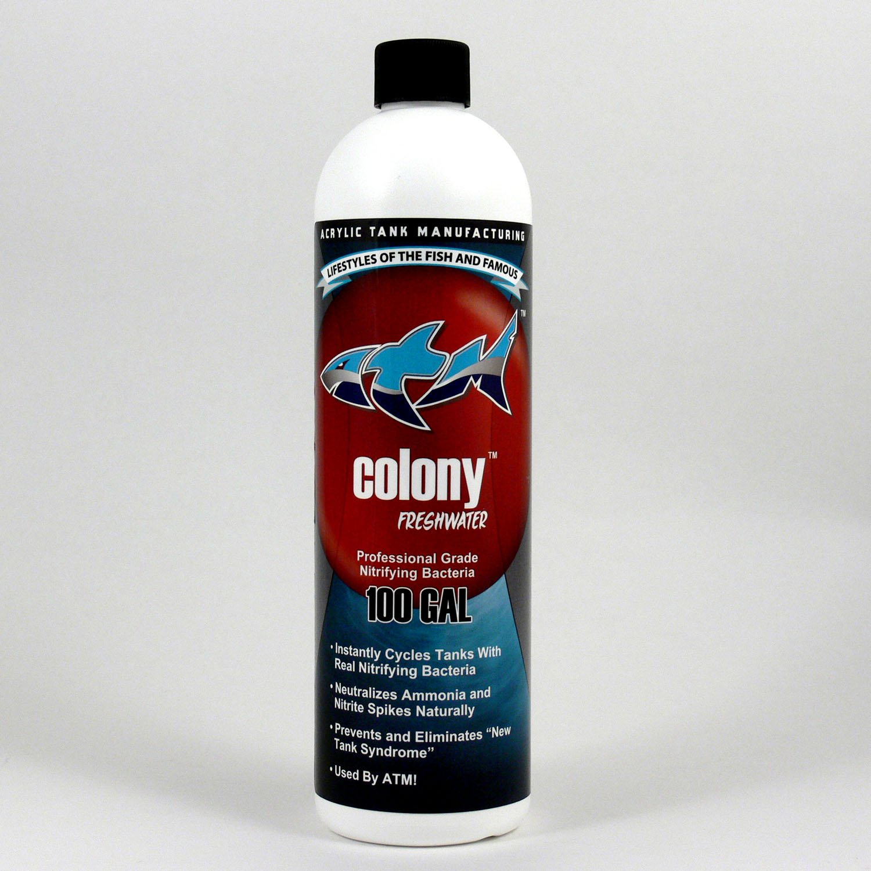 ATM Colony Professional Grade Nitrifying Bacteria Freshwater Aquarium Supplement
