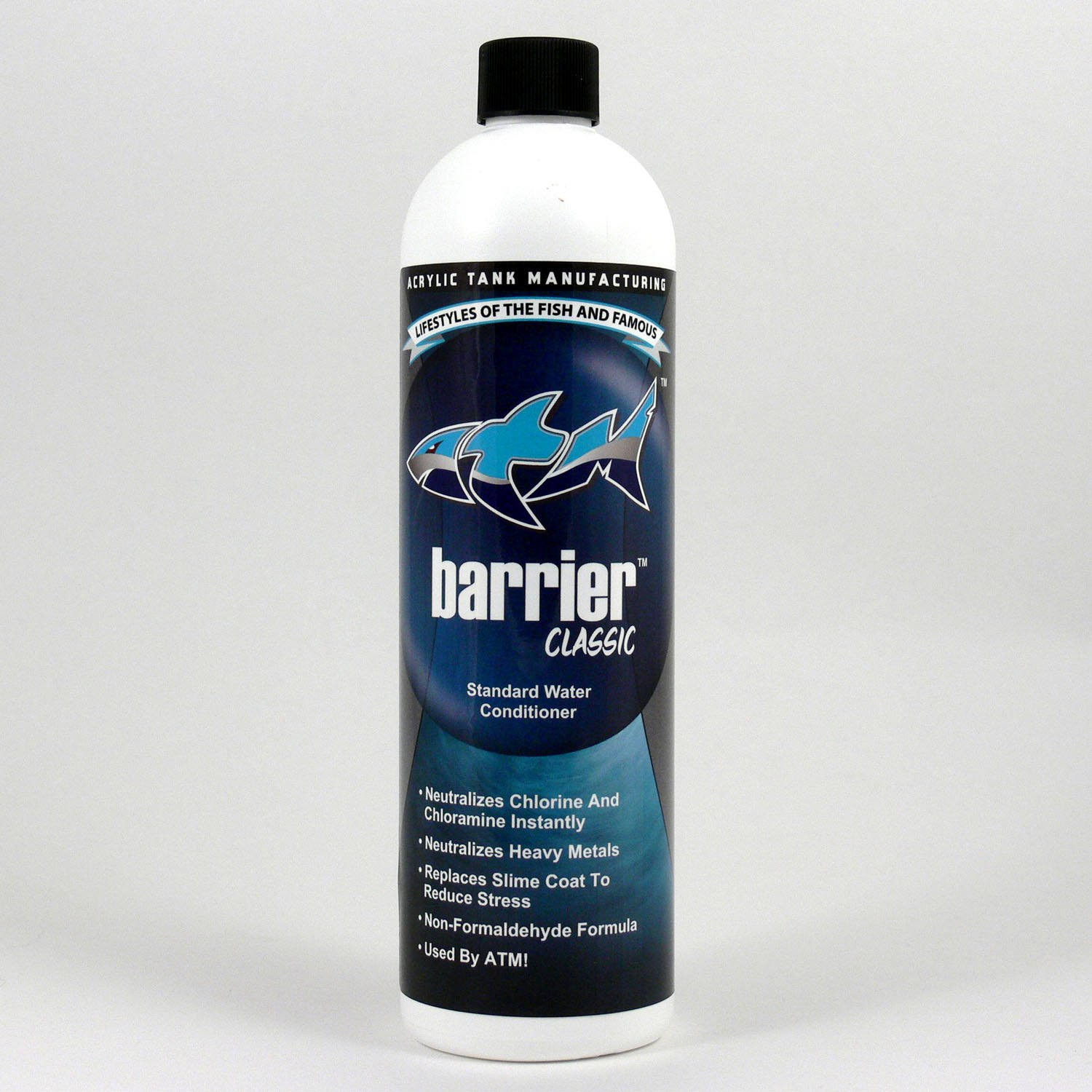 ATM Barrier Standard Water Conditioner for Aquariums