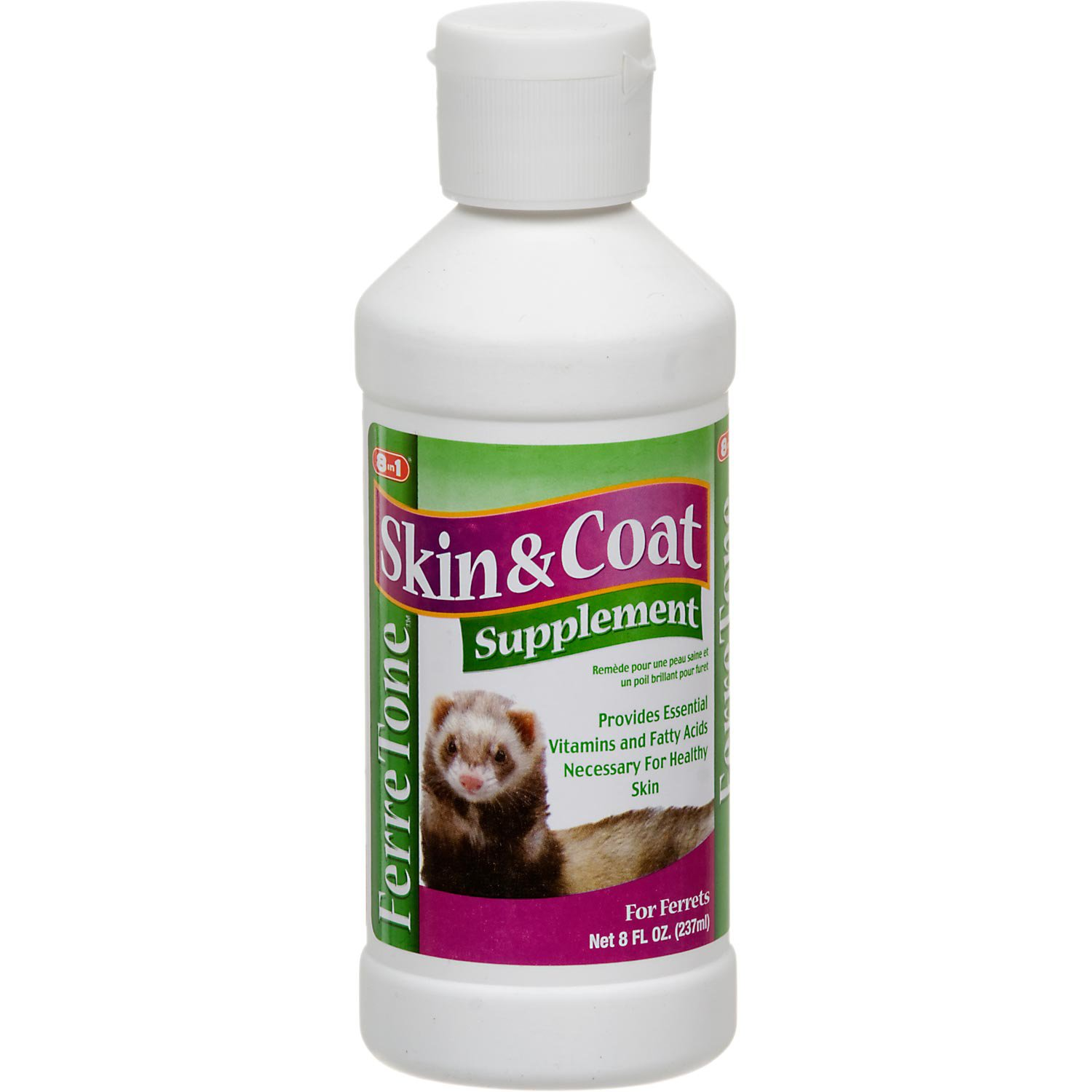 8 in 1 FerreTone Skin & Coat Ferret Food Supplement