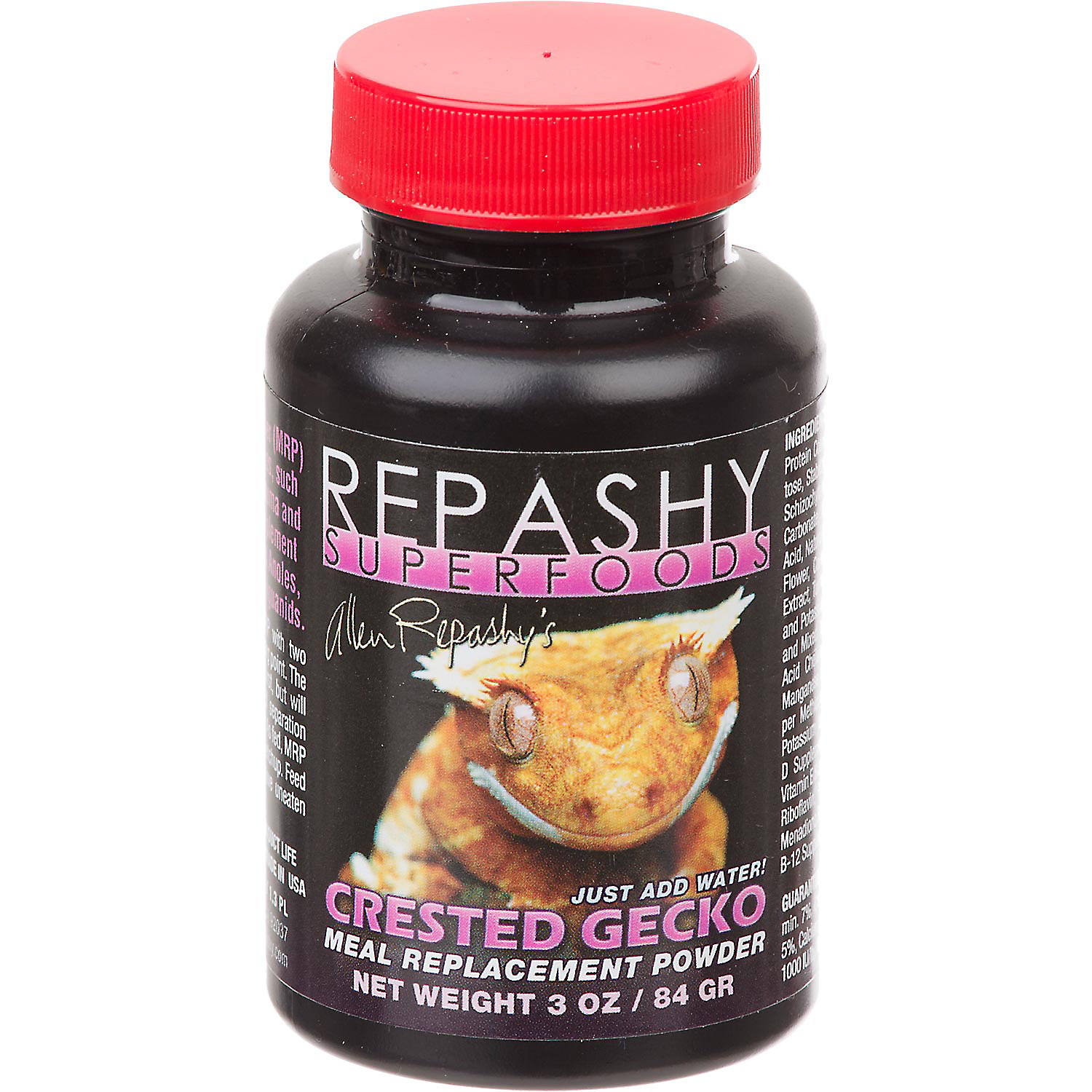 Repashy Super Foods Crested Gecko Meal Replacement Powder 3 Oz.