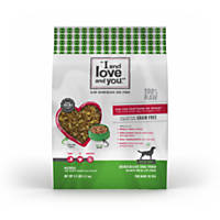I and Love and You In the Raw Beef Recipe Dehydrated Dog Food