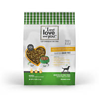 I and Love and You In the Raw Chicken Recipe Dehydrated Dog Food