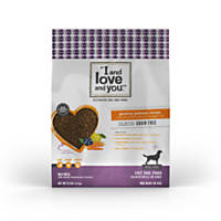 I and Love and You Nude Food Poultry Palooza Recipe Dog Food