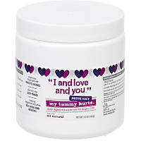 I and Love and You My Tummy Hurts Pet Supplement
