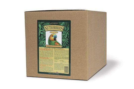 Lafeber's Tropical Fruit Nutri-Berries Parrot Food