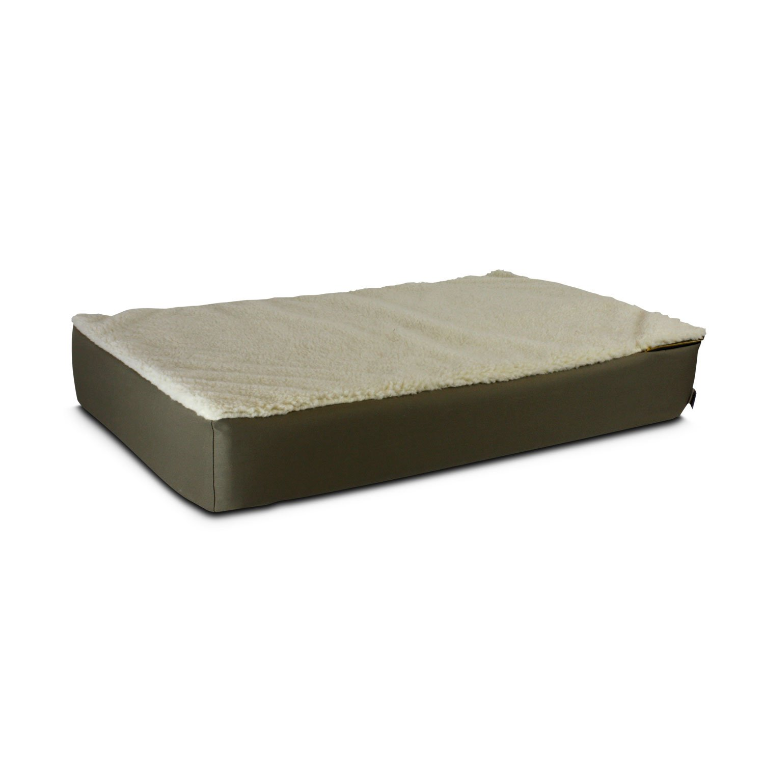Snoozer Super Orthopedic Lounger in Hazelnut & Cream