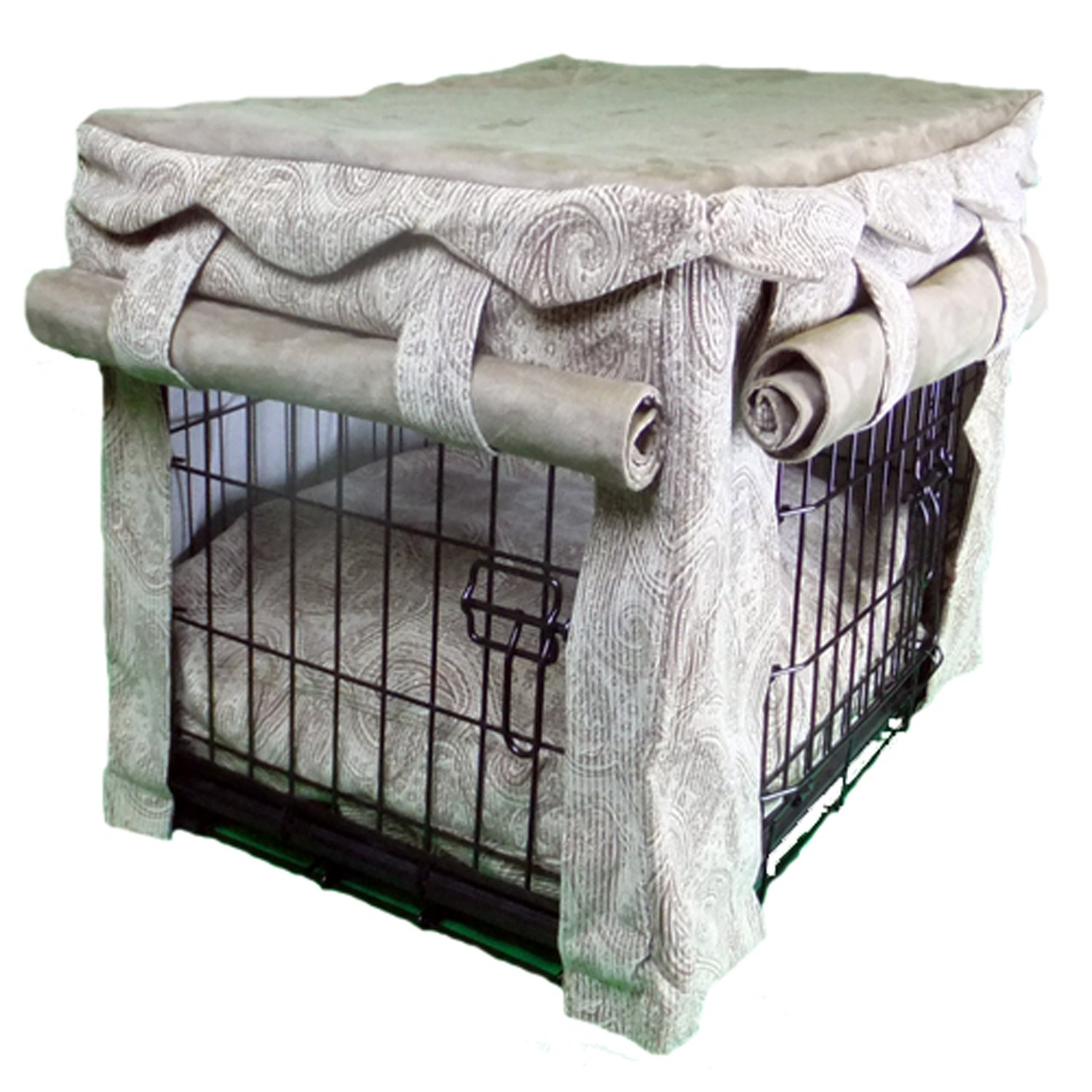 Snoozer Cabana Crate Cover in Sicilly Bone
