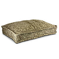 Snoozer Luxury Pillow Top Bed in Sicilly Bone