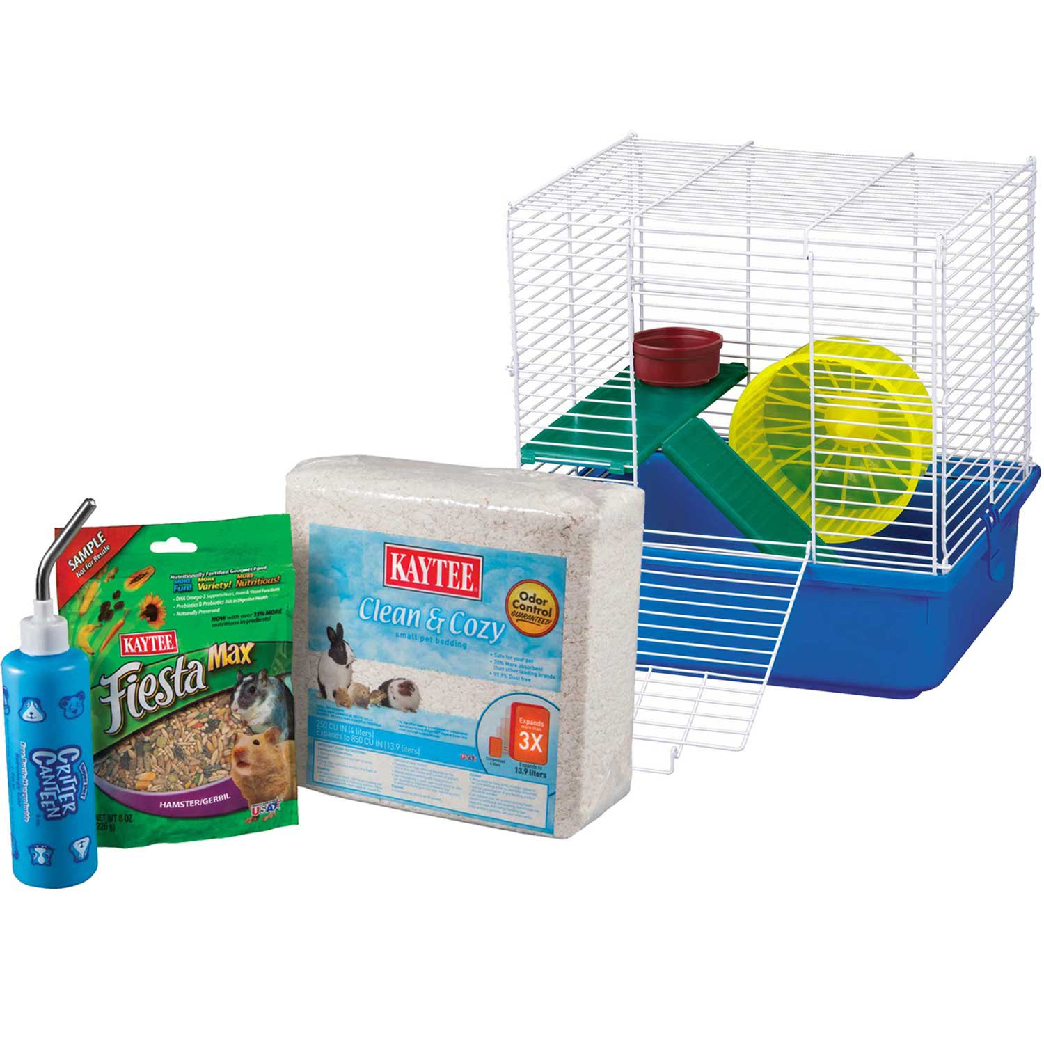 Kaytee Complete Two Story Hamster Kit