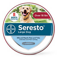 Seresto Flea and Tick Collar for Dogs, For Large Dogs