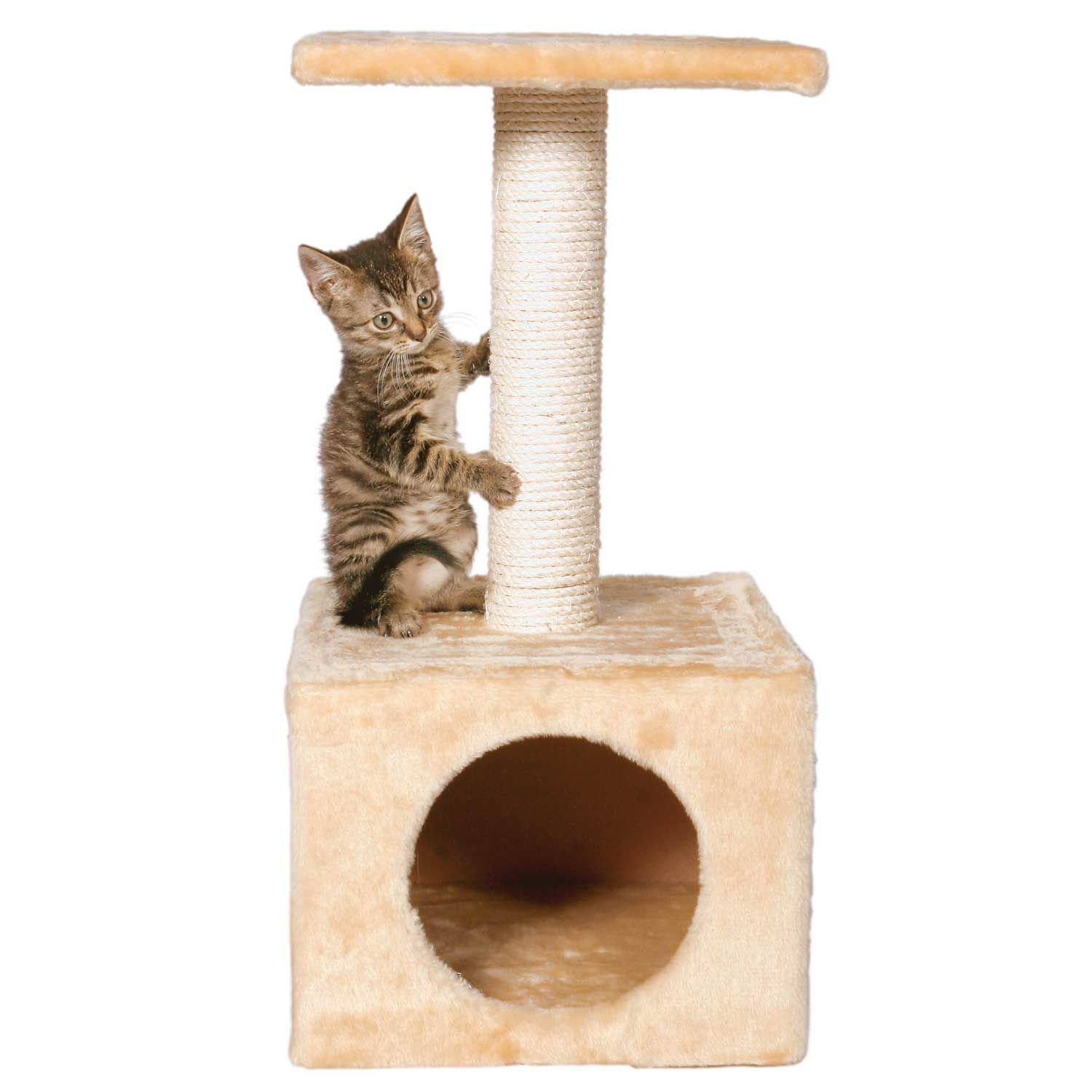 Trixie Zamora Beige Scratching Post