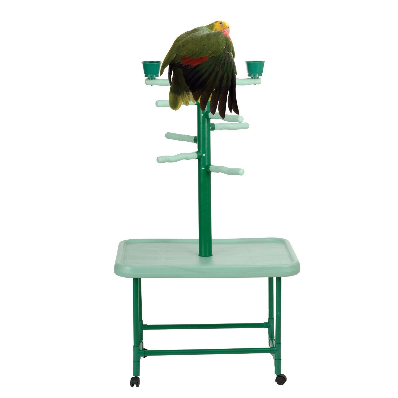 Caitec Acrobird Medium Raised Base Play Tower