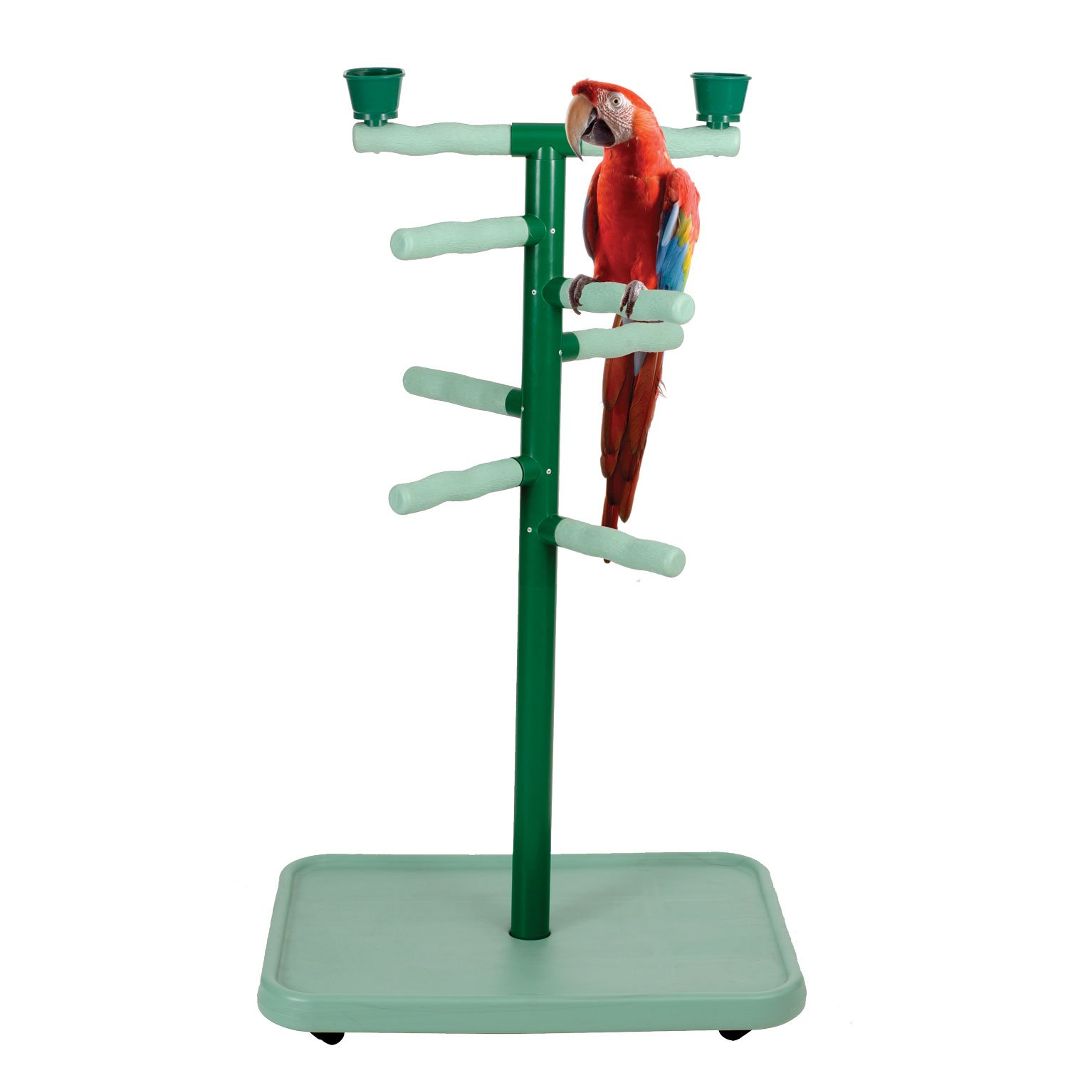 Caitec Acrobird Large Floor Stand Play Tower