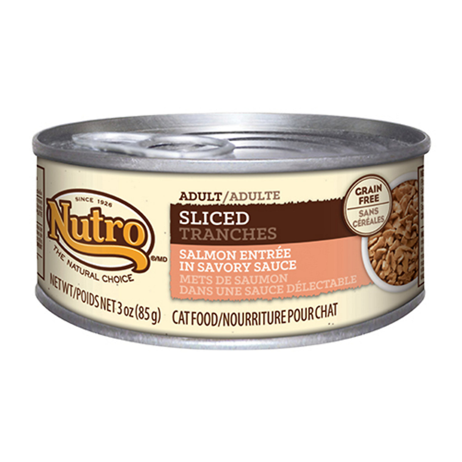 Nutro Natural Choice Soft Loaf Recipe Canned Kitten Food
