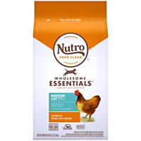 Nutro Natural Choice Chicken & Whole Brown Rice Indoor Adult Cat Food