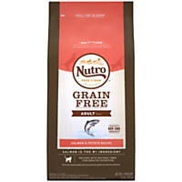 Nutro Natural Choice Grain Free Salmon & Potato Adult Cat Food