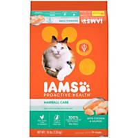Iams ProActive Health Hairball Care Adult Cat Food