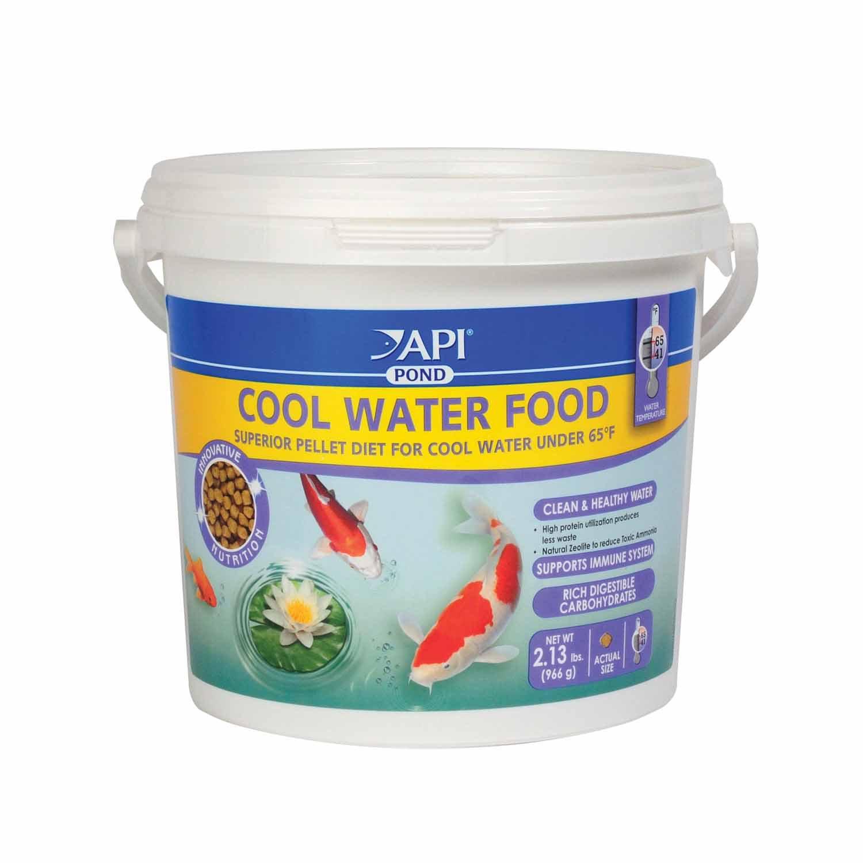 API Cool Water Pond Fish Food
