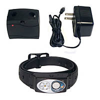 High Tech Pet Humane Contain Electronic Fence Dog Collar with Charger