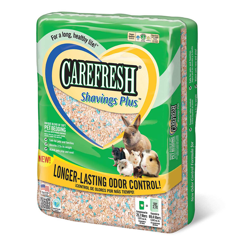 Carefresh Shavings Plus Pet Bedding 69.4 Liters