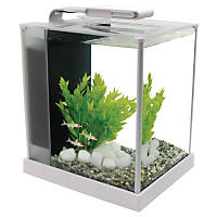 Fluval Spec III Aquarium Kit in White