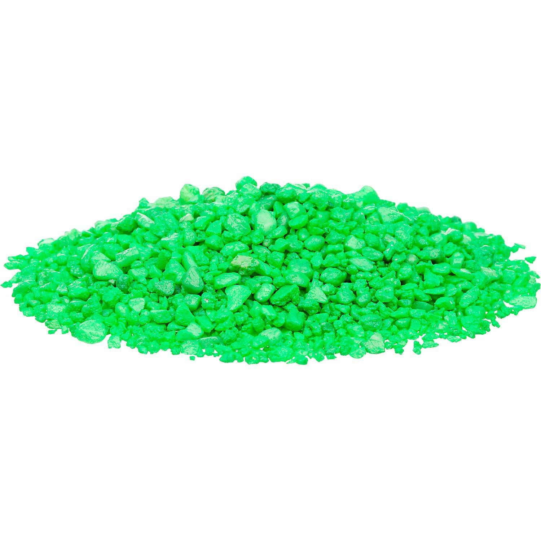Petco Neon Green Aquarium Gravel