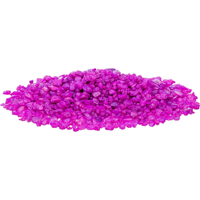 Petco Neon Purple Aquarium Gravel