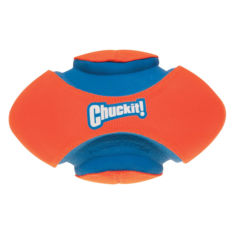 Chuckit! Fumble Fetch Football Dog Toy
