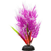 Petco Purple Hairgrass Foreground Plastic Aquarium Plant
