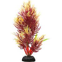 Petco Red Hairgrass Midground Plastic Aquarium Plant