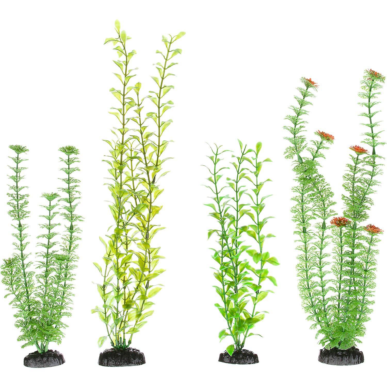 Petco Variety Pack Background Plastic Aquarium Plants