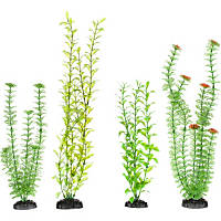 Petco Variety Pack Background Plastic Aquarium Plants