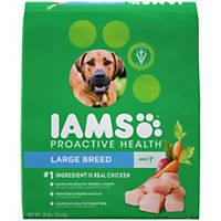 Iams ProActive Health Large Breed Adult Dog Food