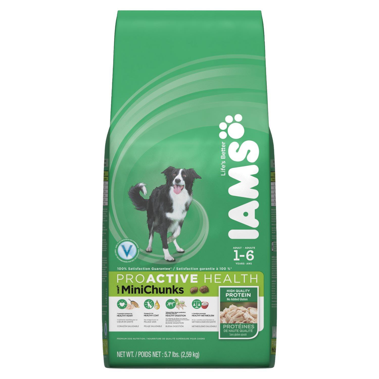 Iams ProActive Health MiniChunks Adult Dog Food