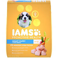 Iams ProActive Health Smart Puppy Large Breed Puppy Food