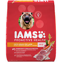 Iams ProActive Health Lamb Meal & Rice Formula Adult Dog Food