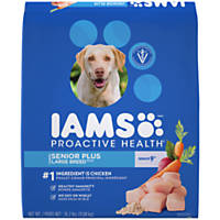 Iams ProActive Health Senior Plus Large Breed Dog Food