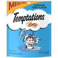 Whiskas Temptations Tunda Cat Treats