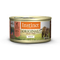 Nature's Variety Instinct Grain-Free Salmon Canned Cat Food