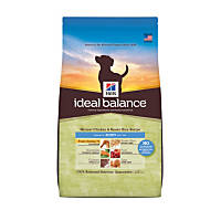 Hill's Ideal Balance Chicken & Brown Rice Puppy Food