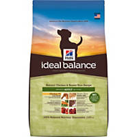 Hill's Ideal Balance Chicken & Brown Rice Adult Dog Food