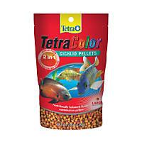 TetraColor Cichlid Food Pellets